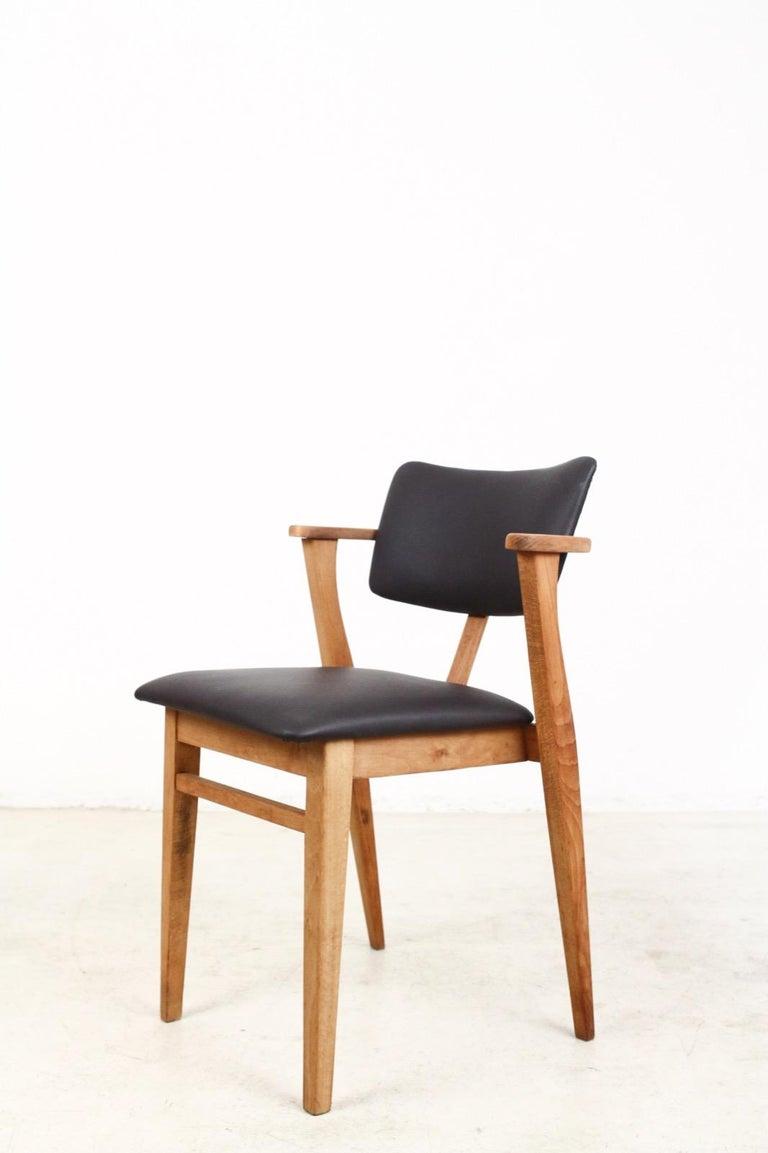 20th Century Set of 2 Domus Armchairs by Ilmari Tapiovaara, Finland For Sale