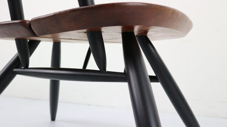 Set of 2 Ilmari Tapiovaara Pirkka Lounge Chairs, Finland, 1955 4