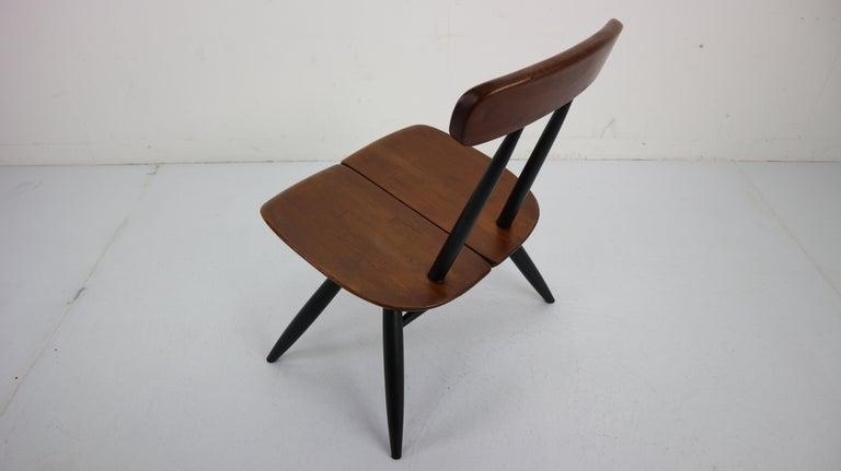 Set of 2 Ilmari Tapiovaara Pirkka Lounge Chairs, Finland, 1955 In Good Condition In The Hague, NL