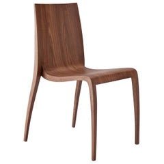 Set of 2 Ki Wood Chairs by Mario Bellini