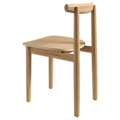 Set of 2 Lola Natural Dining Chairs