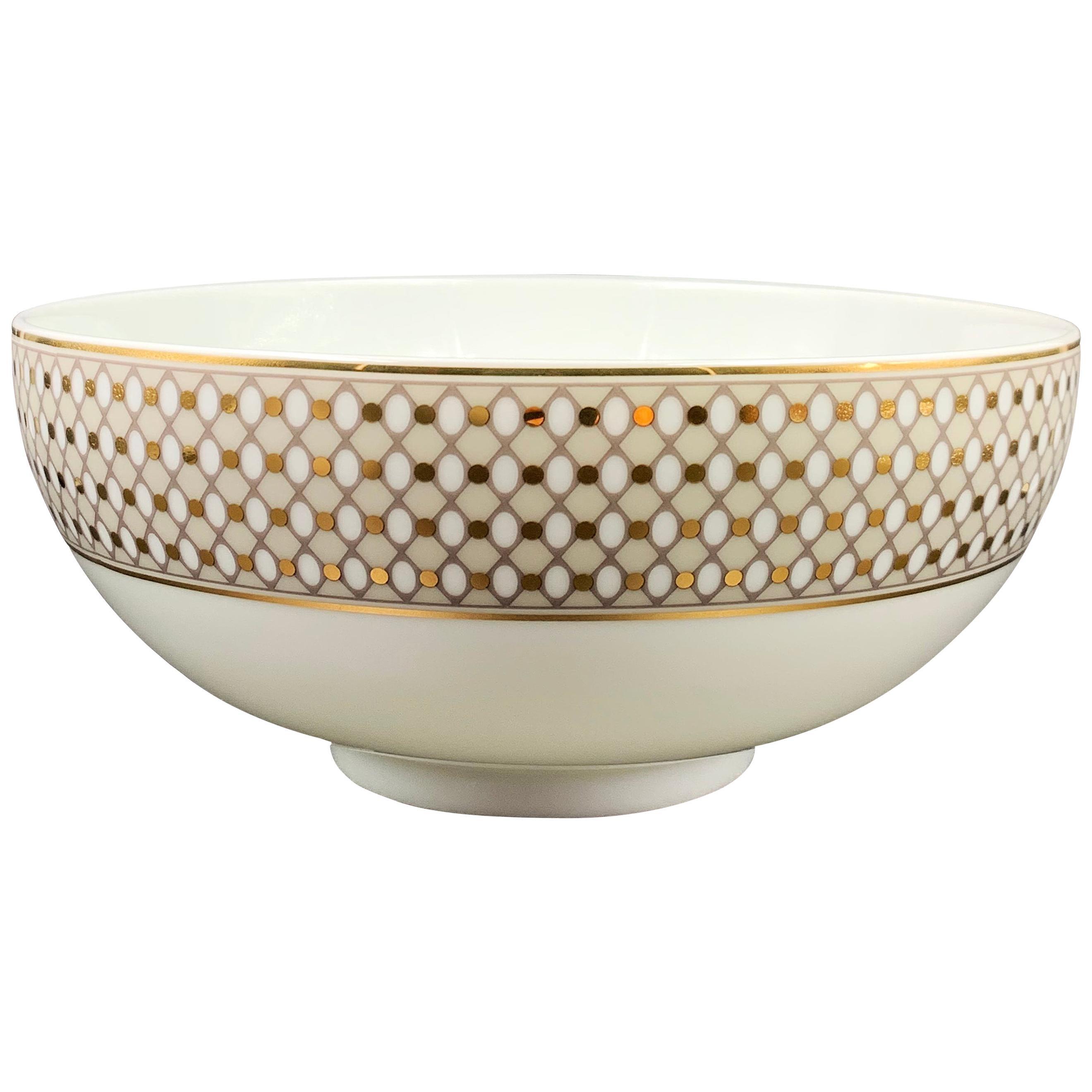 Set of 2 Noodle Salad Bowl Modern Vintage André Fu Living Tableware New