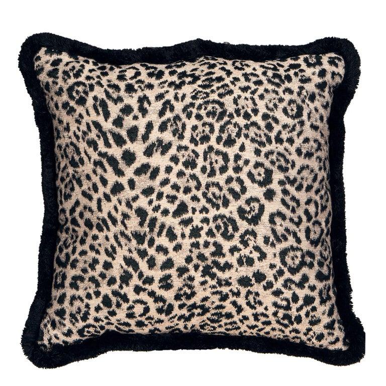 Italian Set of 2 Ottoman Cushions For Sale