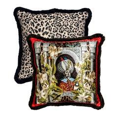 Set of 2 Ottoman Cushions