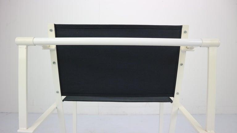 Set of 2 Radboud Van Beekum Fm62 Cube Chairs for Pastoe, 1980s Dutch Design For Sale 6