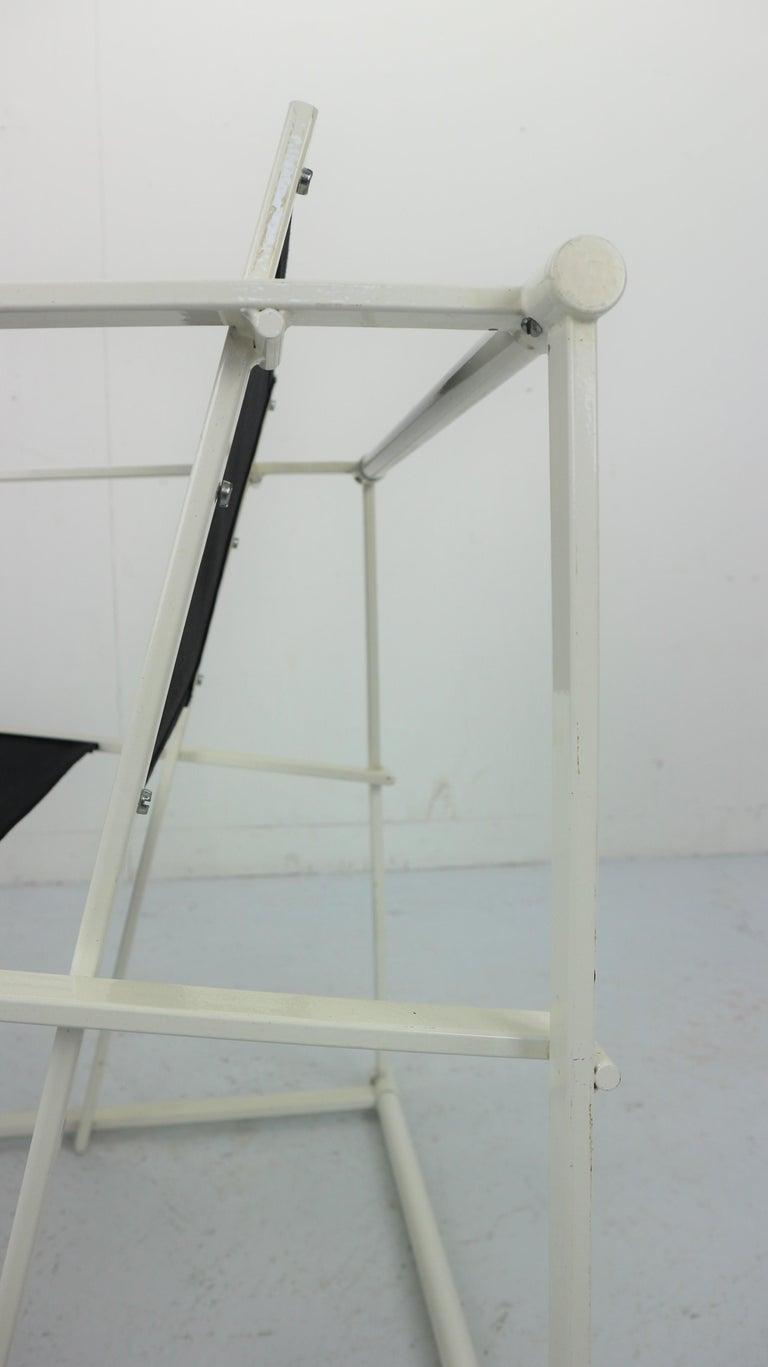 Set of 2 Radboud Van Beekum Fm62 Cube Chairs for Pastoe, 1980s Dutch Design For Sale 8