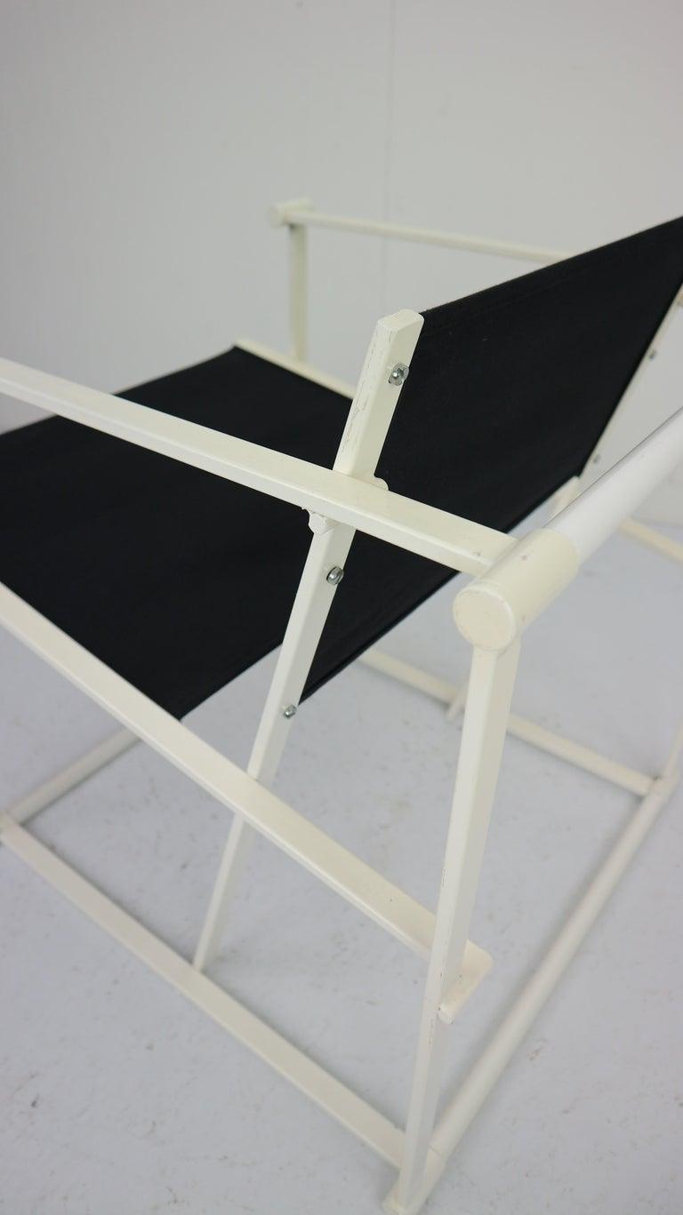 Set of 2 Radboud Van Beekum Fm62 Cube Chairs for Pastoe, 1980s Dutch Design For Sale 11