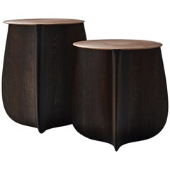 Organic Modern Side Tables