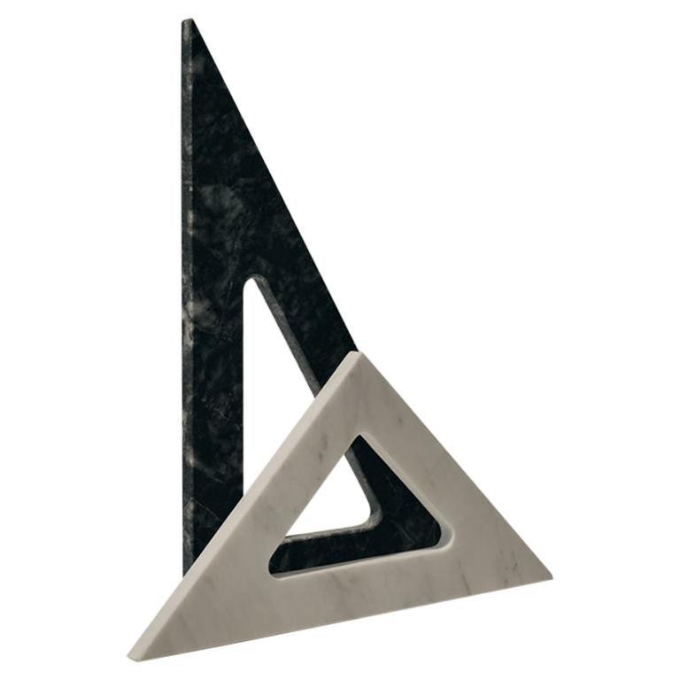 Set of 2 Thalis Triangles by Faye Tsakalides