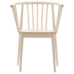 Set of 2 Tivoli Chair in Natural Finish