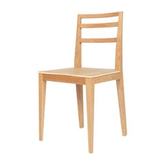 Set of 2 Umbra Oak Chairs