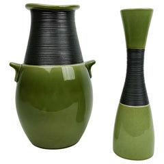 Set of 2 Vases Bahia Carl-Harry Stålhane Rörstrand Sweden
