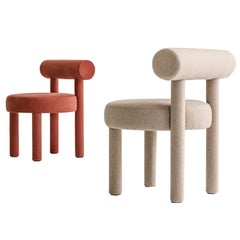 Set of 2 Velvet Gropius Chair by NOOM