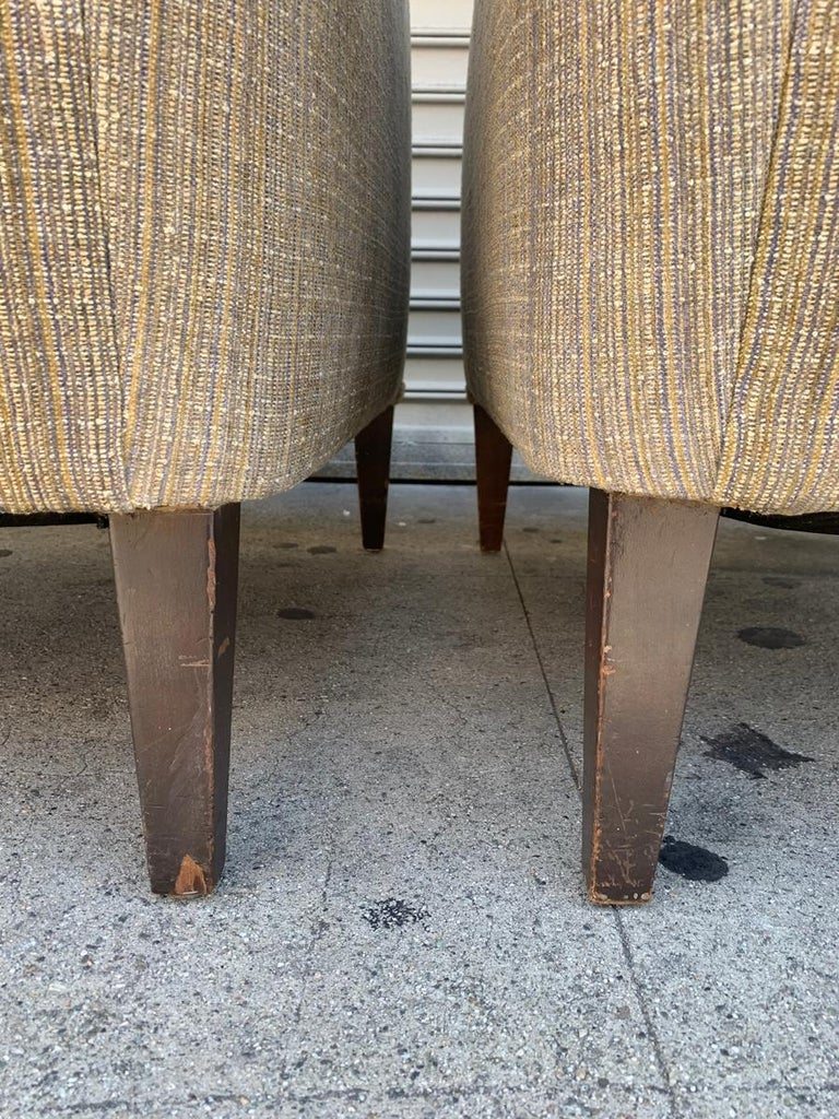 Set of 2 Vintage Armchairs, circa 1960s 5