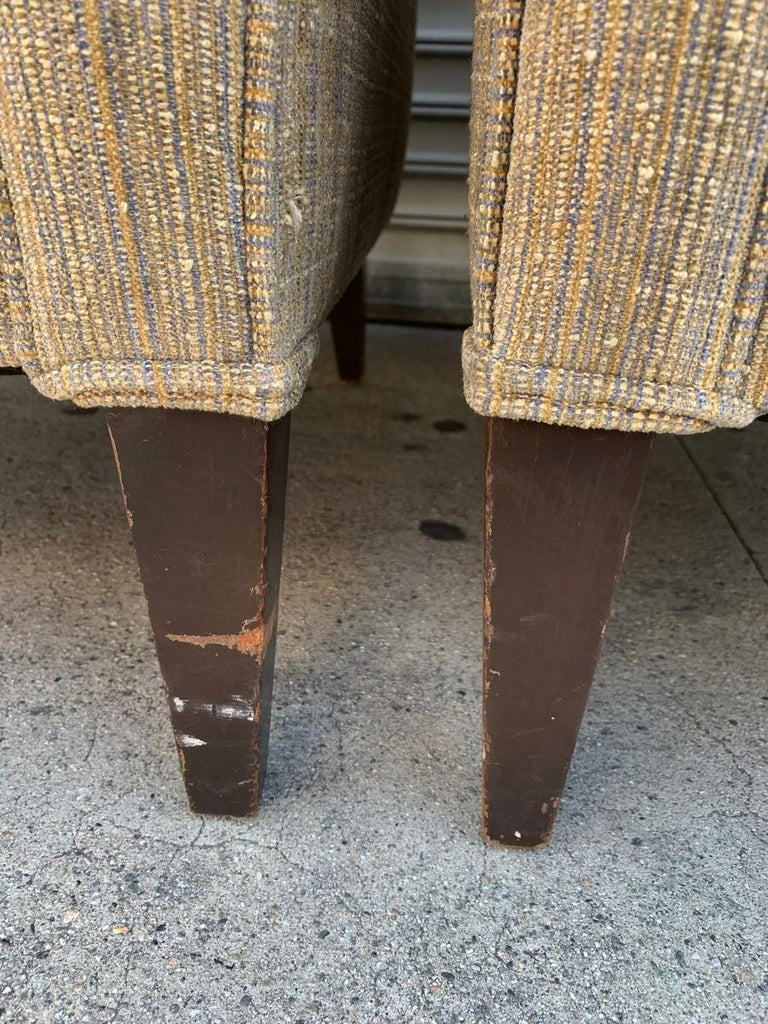 Set of 2 Vintage Armchairs, circa 1960s 6