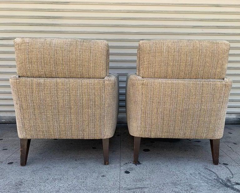 Set of 2 Vintage Armchairs, circa 1960s 1