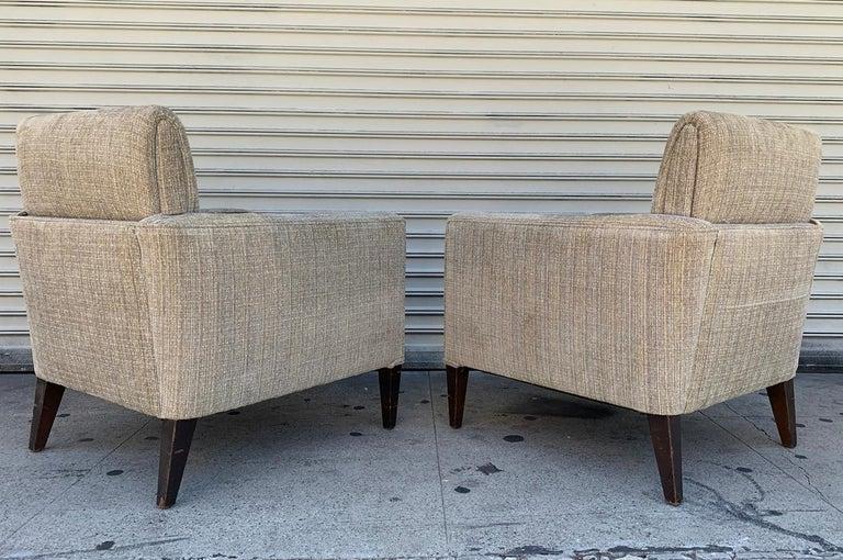 Set of 2 Vintage Armchairs, circa 1960s 2