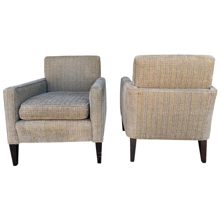 Set of 2 Vintage Armchairs, circa 1960s