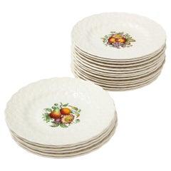 Set of 20 Spode Alden Plates