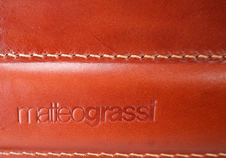 Set of 24 Tito Agnoli for Matteo Grassi