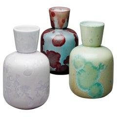 Set of 3 Cup Vases by Milan Pekař