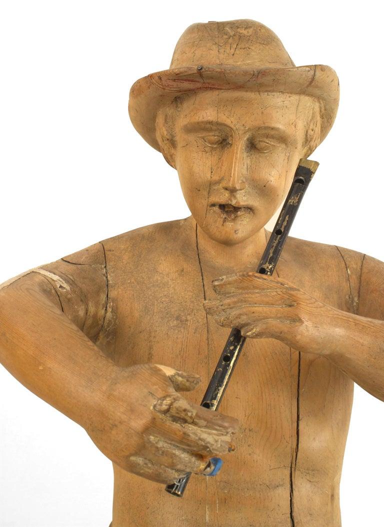 Set of 3 Italian Renaissance Musical Figures For Sale 6