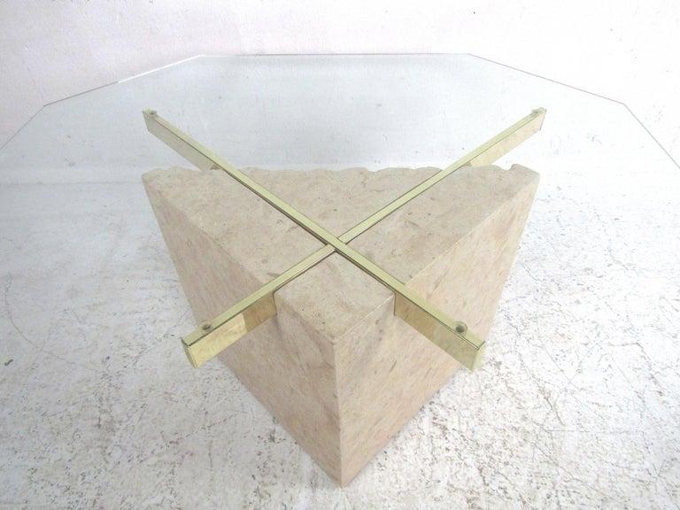 Set of 3 Midcentury Artedi Style Tables 1
