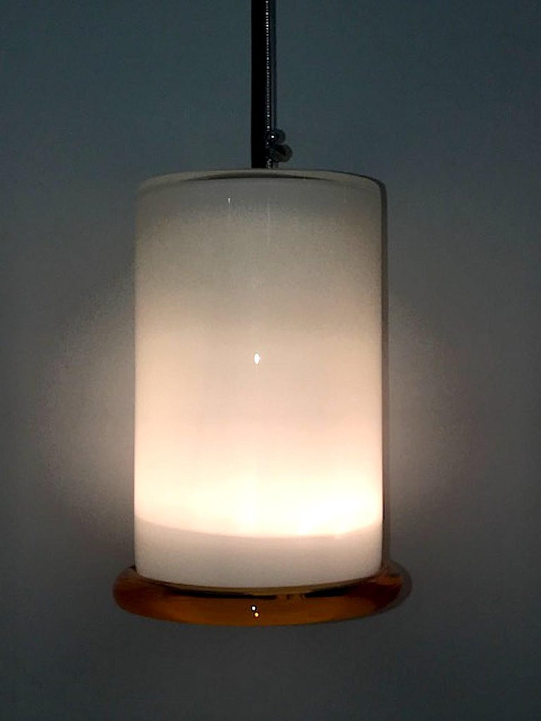 Set Of 3 Murano Gl Pendant Lights By Italian Lighting Company I3