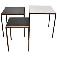 Set of 3 Nesting Tables by Cees Braakman for Pastoe