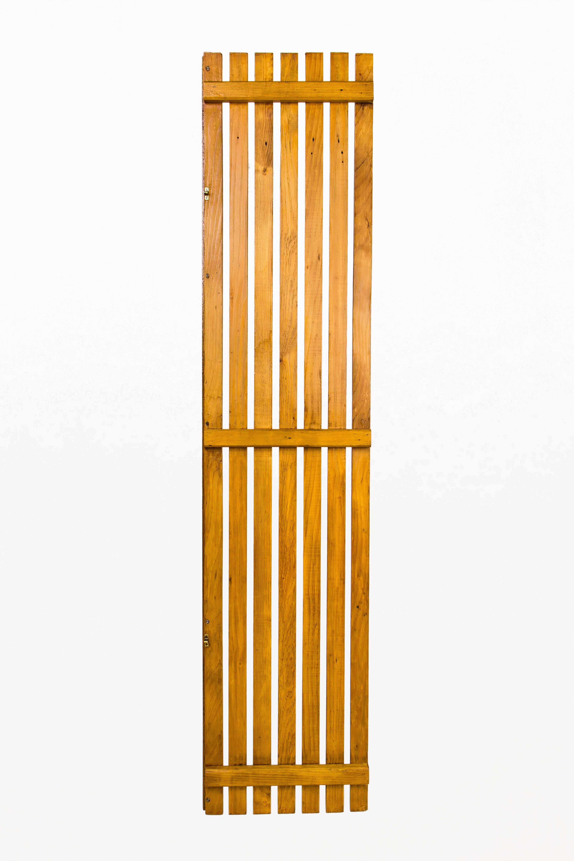Slat Doors Amp Wood Slat Door Vertical Slat Primed Solid
