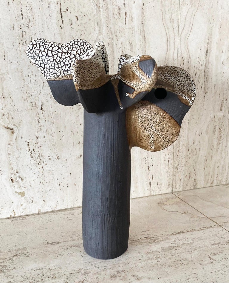 Set of 3 Tempo Sculptures by Olivia Cognet For Sale 3