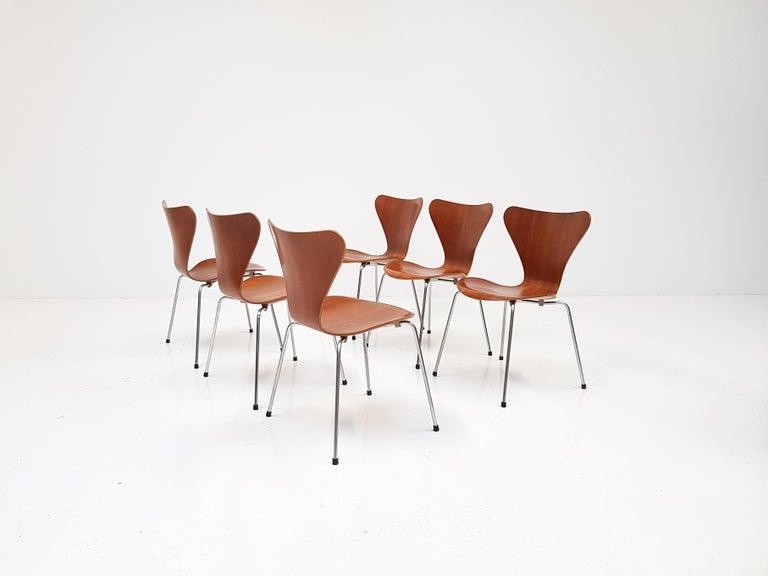 A set of 4x Arne Jacobsen