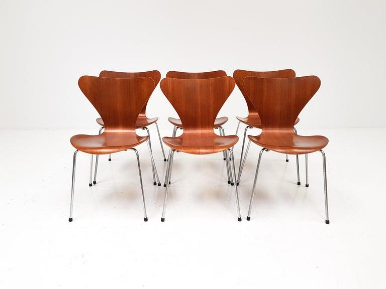 Set of 4 Arne Jacobsen