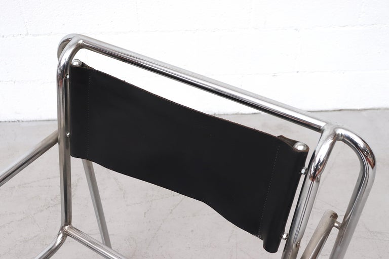Set of 4 Bruno Pollak Bauhaus RP-7 Chairs for PEL Oldbury, 1932 For Sale 2