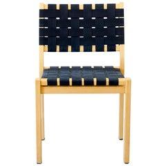 Set of 4 Chair, Model 611, Alvar Aalto for Artek