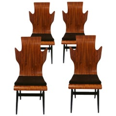 Set of 4 Chairs by Dante LaTorre