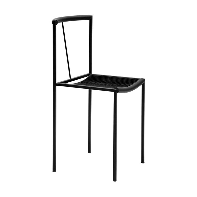 Set of 4 Chairs by Maurizio Peregalli For Sale