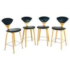 Set of 4 Cherner Bar Stools