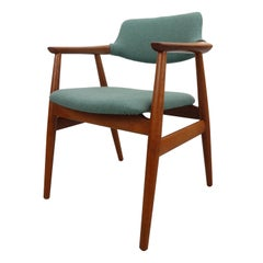 Set of 4 Dinning Room Chairs by Svend Aage Eriksen for Glostrup, 1960s, Denmark