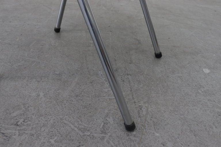 Set of 4 Dirk van Sliedregt Rattan Dining Chairs For Sale 6