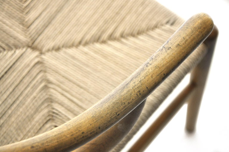 Danish Set of 4 Hans Wegner CH24 Wishbone Chairs for Carl Hansen For Sale