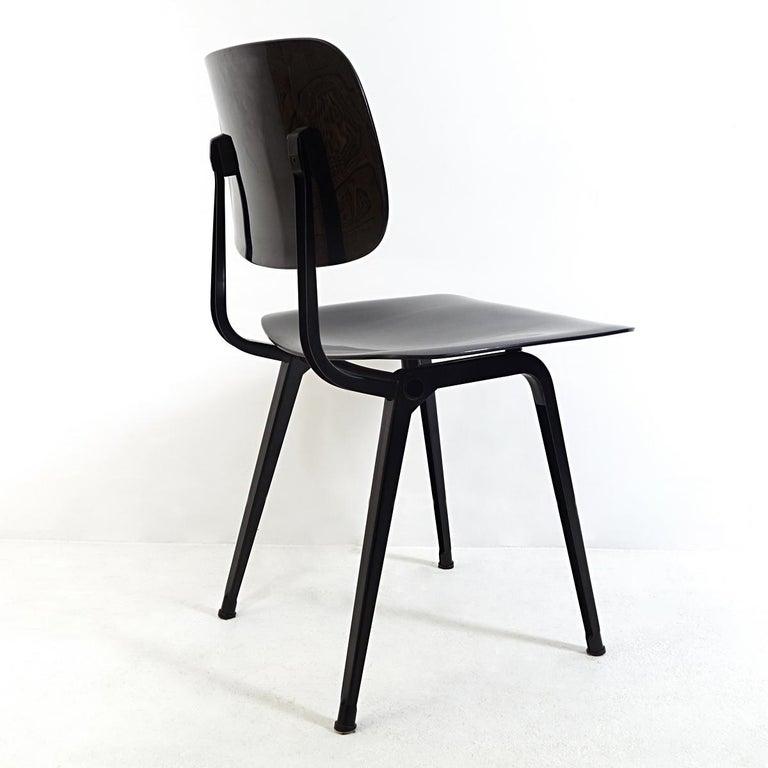 Set of 4 Mid-Century Modern Chairs
