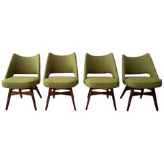Set of 4 Midcentury Chairs