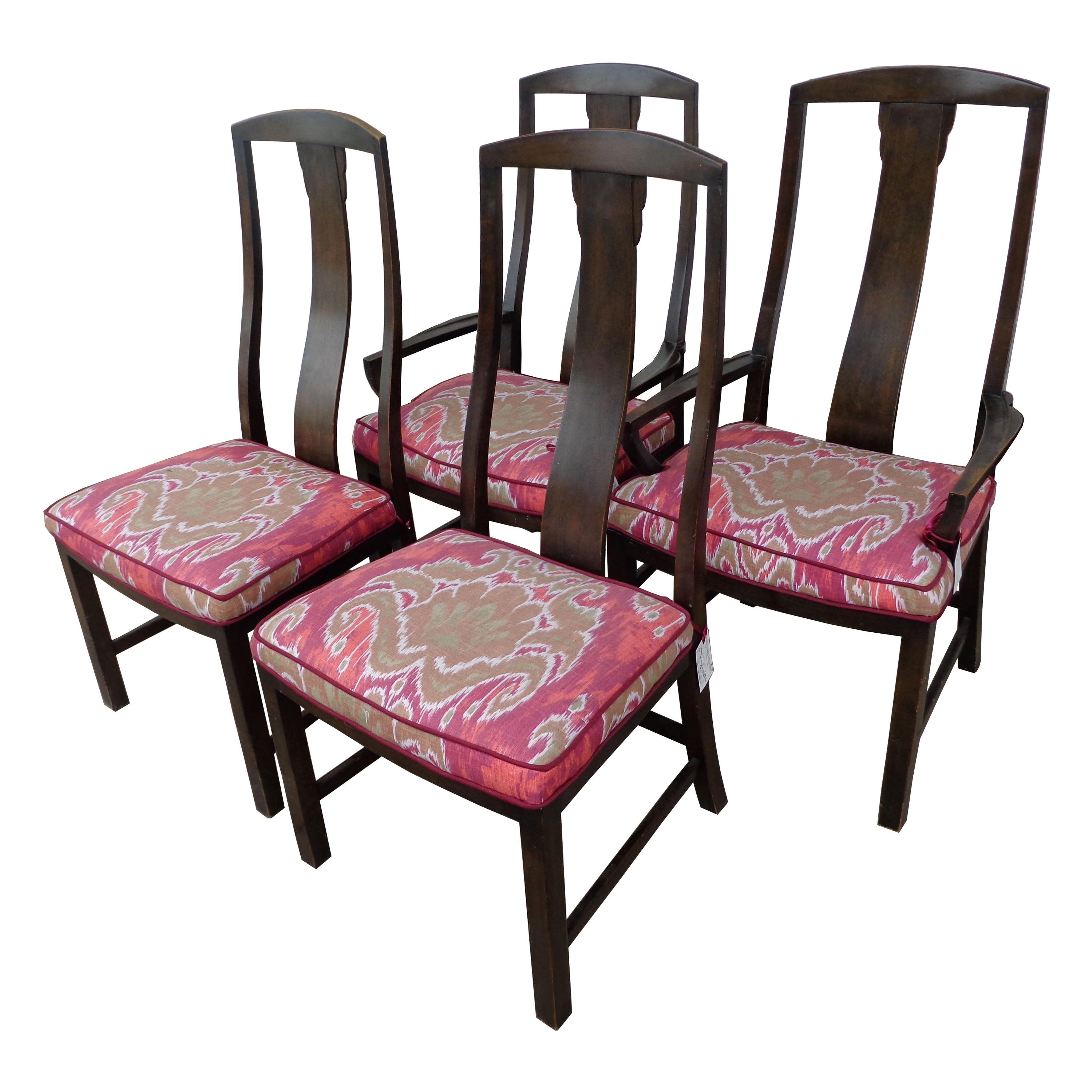 Set of 6 Baker Dining Chairs