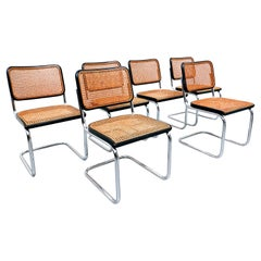 Set of 6 Bentwood Thonet Chairs