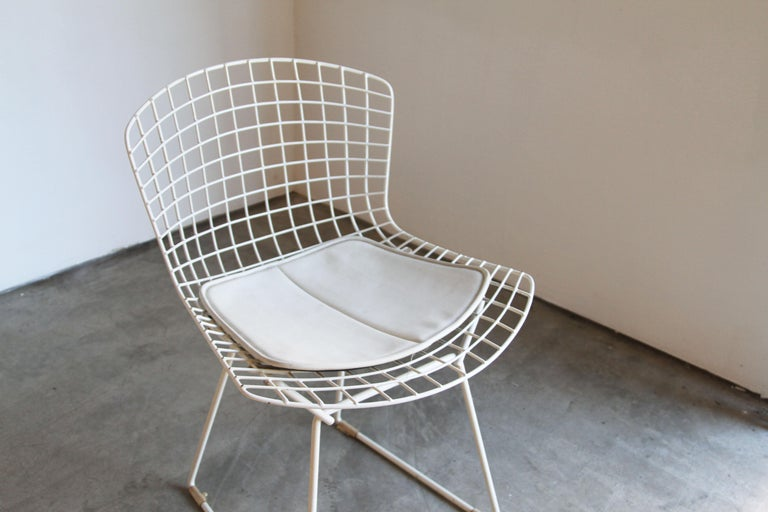 Set of 6 Bertoia Side Chairs for Knoll Vintage 2