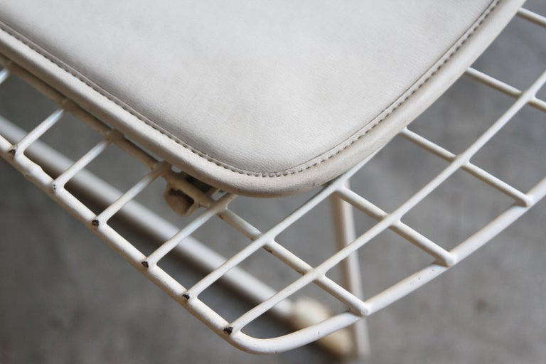 Set of 6 Bertoia Side Chairs for Knoll Vintage 4