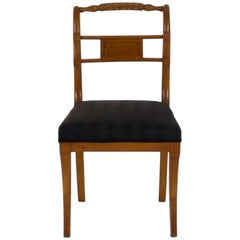 Set of 6 Biedermeier Chairs Birchwood Berlin, 1830