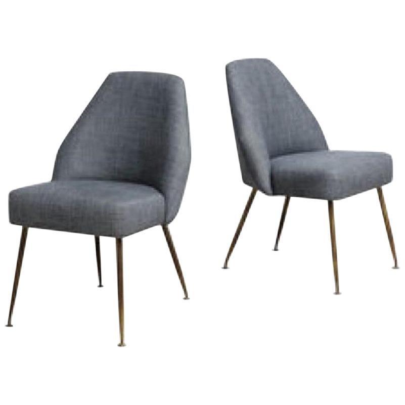 Carlo Pagani 6 Dining Chairs
