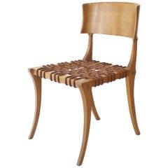 Set of 6 Dining Chair by T.H. Robsjohn-Gibbings Klismos for Saridis, Greece
